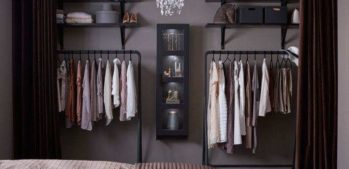 garderobe check personal shopper